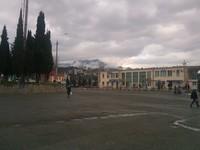 Алушта: на улицах курортного города