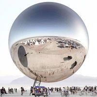Самые крутые снимки с сумасшедшего и чудесного фестиваля Burning Man 2018