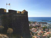 В замке Fortaleza do Pico