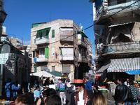 На арабском рынке Вади-Ниснасе