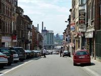 Бельгия, в поисках достопримечательностей в Шарлеруа