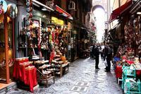 Неаполь: выбираю сувениры