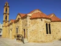 Церковь в горах, о. Кипр