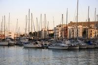 Порт в г. Ивиса. Ибица, Испания
