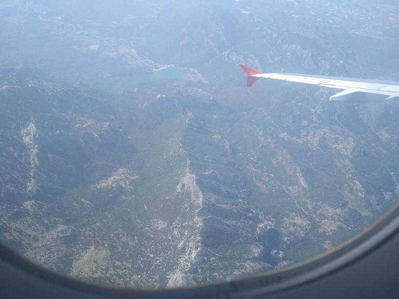 Горы в Турции