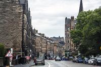 Эдинбург: мрачные улицы города