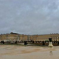 Декабрь в Версале