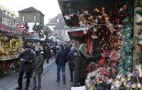 Рождественская ярмарка в усадьбе мадам Элизабет