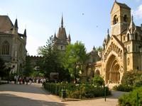 Будапешт: парк Варошлигет