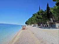Хорватия: пляж Башка Воды