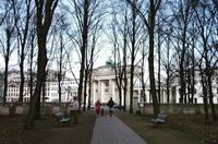 Берлин в марте