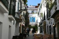 В Старом квартале Марбельи