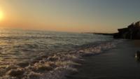 Пустующие пляжи