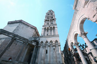 Хорватия: архитектура Сплита