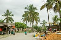 Танзания: колоритные улицы города Дар-эс-Салам