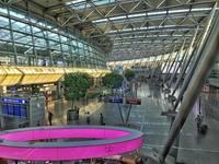Аэропорт Дюссельдорф в Германии