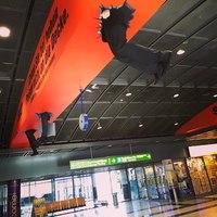 Аэропорт Дортмунд, Германия