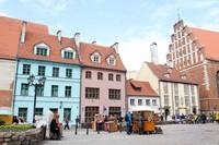 Рига: экскурсия в Старом городе