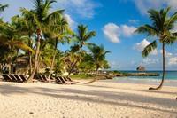 Остров Маврикий. Пляж на южном побережье