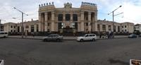 Ж/д вокзал Запорожье-1