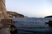 Море в Хорватии весной