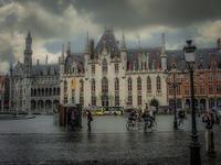 Бельгия — бесконечные дожди