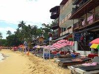 Унаватуна: пляжная сиеста