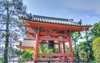 Храм в Киото (Япония, 2017)