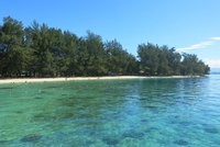 На Барнео в июне можно купаться