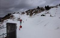 Горные лыжи во французских Альпах