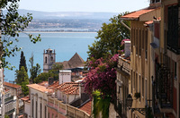 Лиссабон: вид из отельного номера!