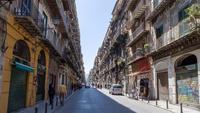 Прогулка по улицам Палермо