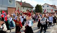 День конституции — 17 мая (Осло, Норвегия)