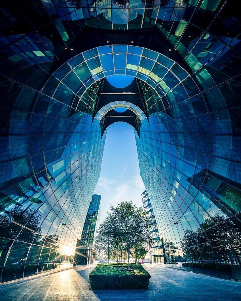 Панорамные фото соборов, на которых граница между реальностью и фантазией стерта