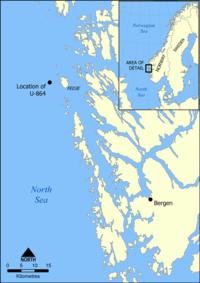 60 тонн чистой ртути: у берегов Норвегии лежит бомба замедленного действия
