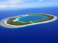 Почему некоторые коралловые острова имеют круглую форму