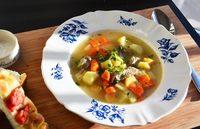 Кьотсупа - национальное блюдо