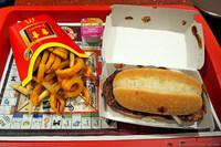 Баварский Макдоналдс: кудрявая картошка и бургер с татуировкой