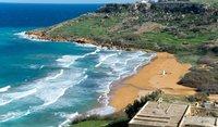 Пляжи Мальты в январе