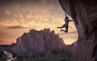 12 вдохновляющих снимков скалолазов со всего мира. Часть 1