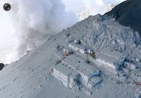 Видео недели: Пробуждение вулкана Онтаке в Японии