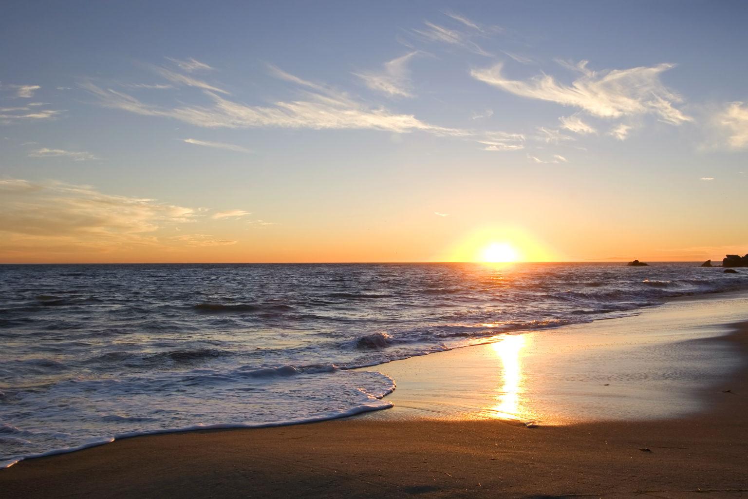 Пляж Обамой