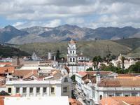 Боливия Многонациональное Государство Боливия. sucre tower