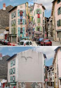 10 невероятных перевоплощений зданий со всего мира, которые доказывают, что стрит-арт — это круто