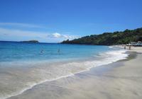 Пляж Бали весной (май)