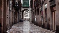 Улица Старого города, Барселона