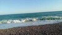 Средиземное море в ноябре