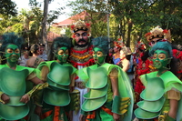 Арт-фестиваль Бали, июнь 2017