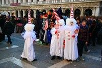 Карнавал в Венеции, февраль 2014