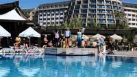 Аланья: отдых на территории отеля